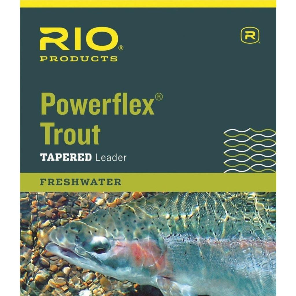 Rio Rio Powerflex Leaders