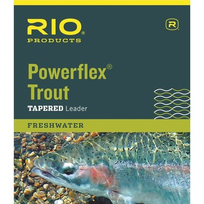 Rio Rio Powerflex Leaders