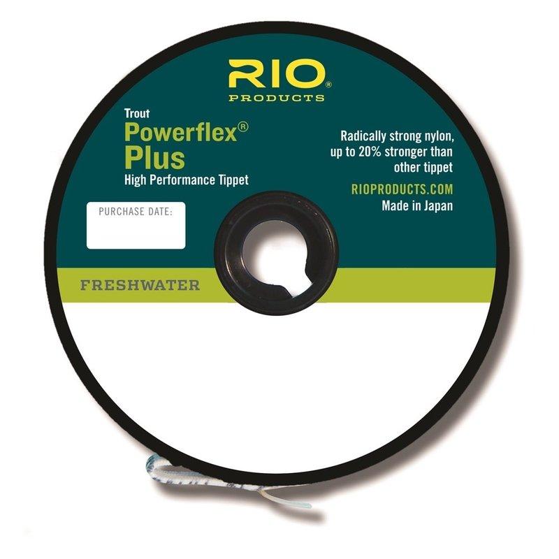 Rio Powerflex PLUS Tippet 30YD | 2X | 3X | 4X | 5X