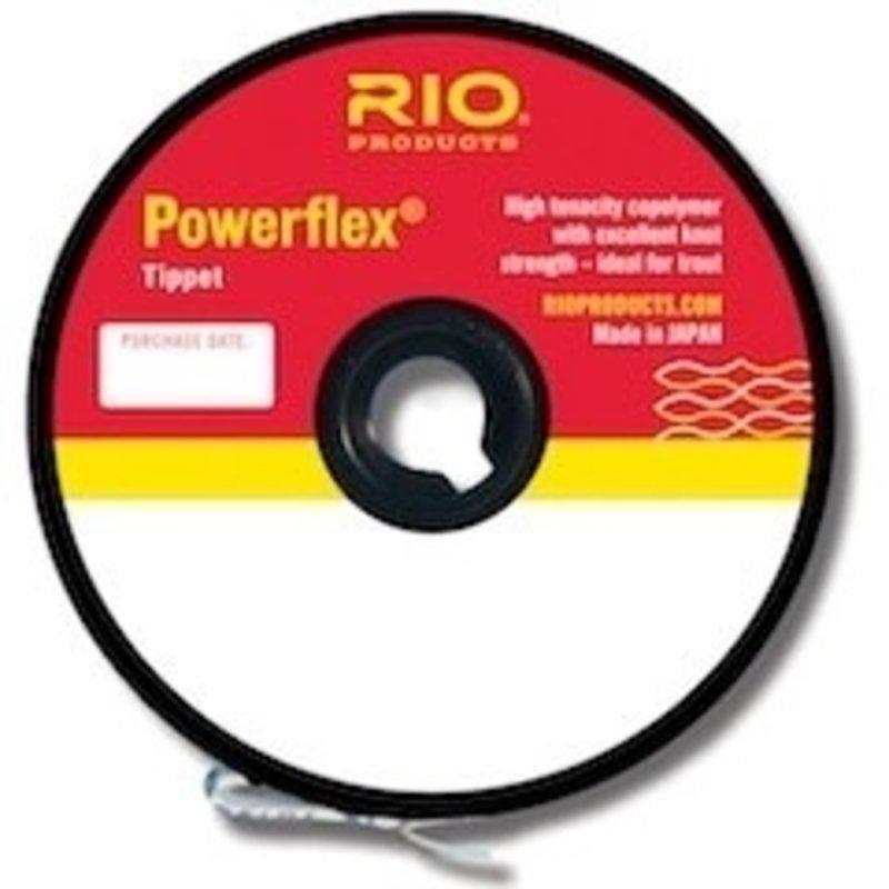 Rio Powerflex Tippet | 2X | 3X | 4X | 5X