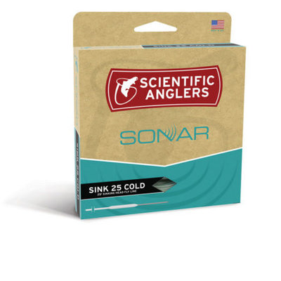 Scientific Anglers Sonar 25 Cold Sink Tip Fly Line