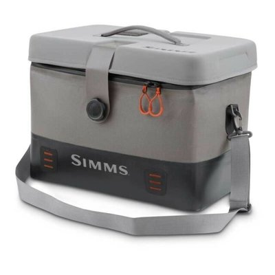 Simms Fishing Products Simms Dry Creek Boat Bag Anvil Large L