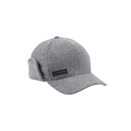 Simms Fishing Products Simms Wool Scotch Cap Charcoal