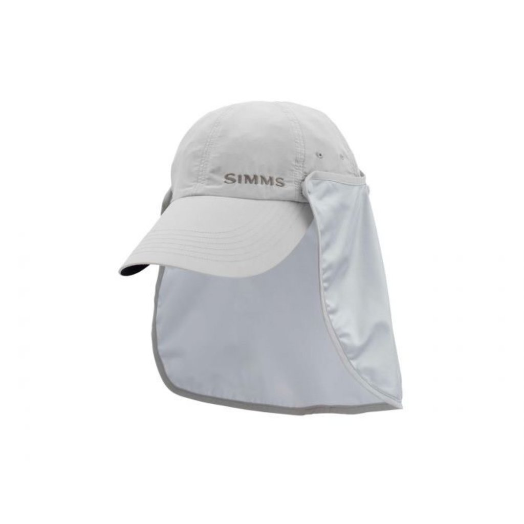 Simms Fishing Products Simms Sunshield Hat Ash
