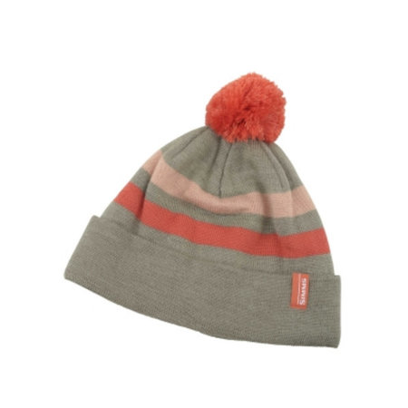 Simms Fishing Products Simms Women's Fleece Lined Pom Hat