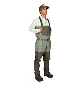 Simms Fishing Products Simms Freestone Stockingfoot Wader | Dark Gunmetal