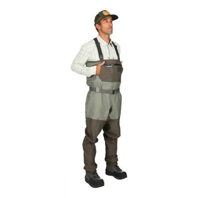 Simms Fishing Products Simms Freestone Stockingfoot Wader | Dark Gunmetal