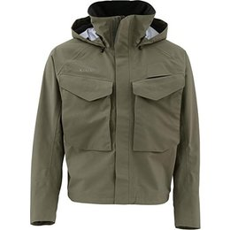 Simms Fishing Products Simms Guide Jacket Loden