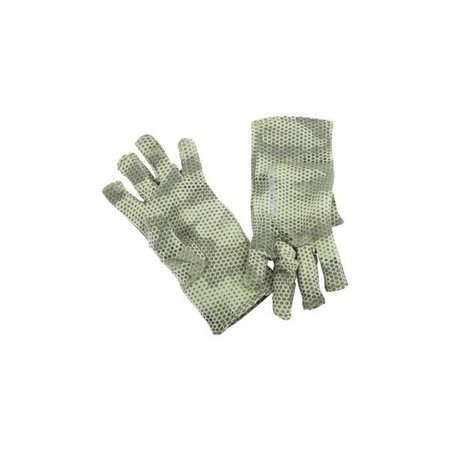 Simms Fishing Products Simms Ultra-Wool Core 3-Finger Liner Glove