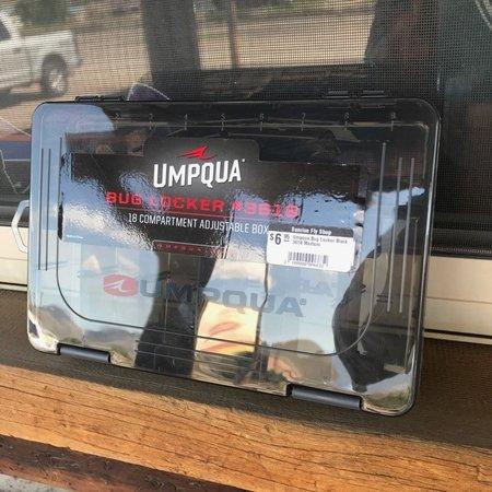 Umpqua Bug Locker
