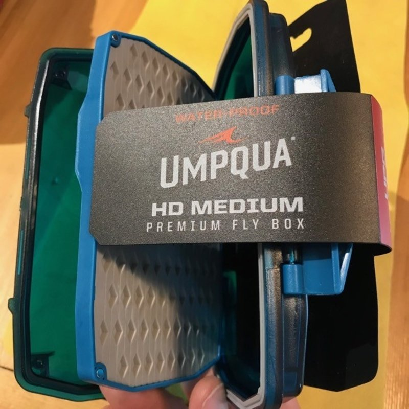 Umpqua UPG Fly Box