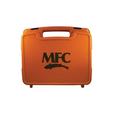 Montana Fly Boat Box Orange