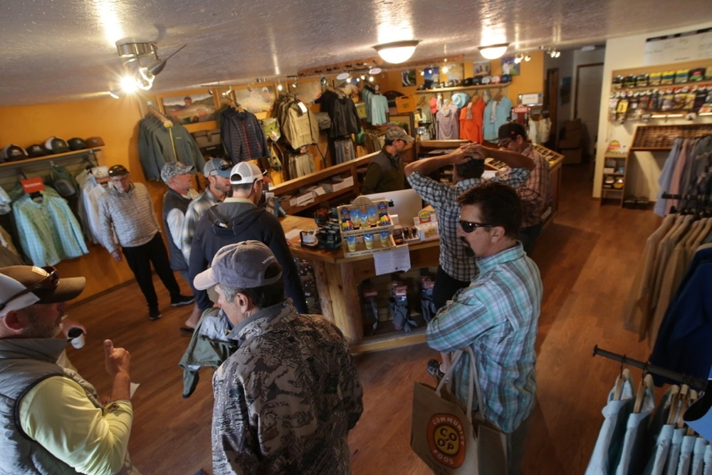 Sunrise Fly Shop & Outfitters