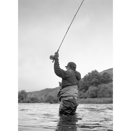 Winston Rods Winston Alpha Plus Fly Rod 9' 6 Weight 690-4