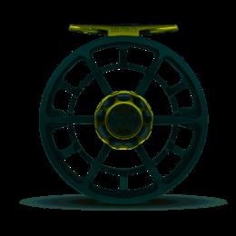 Ross Reels Ross Reels Evolution LTX Fly Reel | Limited Edition | Gunmetal/Olive | 5/6