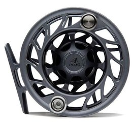 Hatch Reels Hatch Reel | 4 Plus Fly Reel | Generation 2 Finatic |  Gray/Black