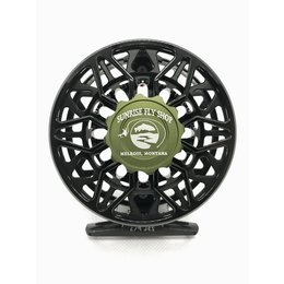 Abel Reels Abel Reels SDF Fly Reel | Basic Black| Custom Logo | 6/7