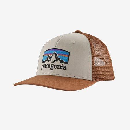 Patagonia Patagonia Fitz Roy Horizons Trucker Hat | Pumice