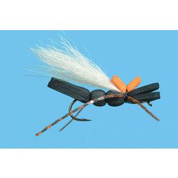 Solitude Fly Company Black Magic | Dry Fly |  Black | #6, #8