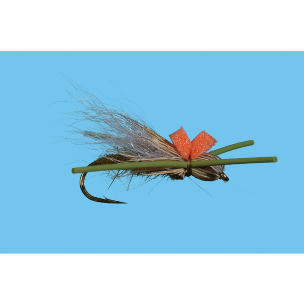 Mr. Beam | Dry Fly | Olive | #8
