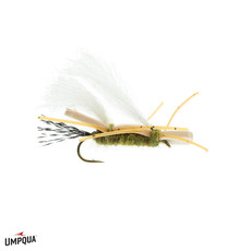 Umpqua Feather Merchants Chubby Chernobyl Olive