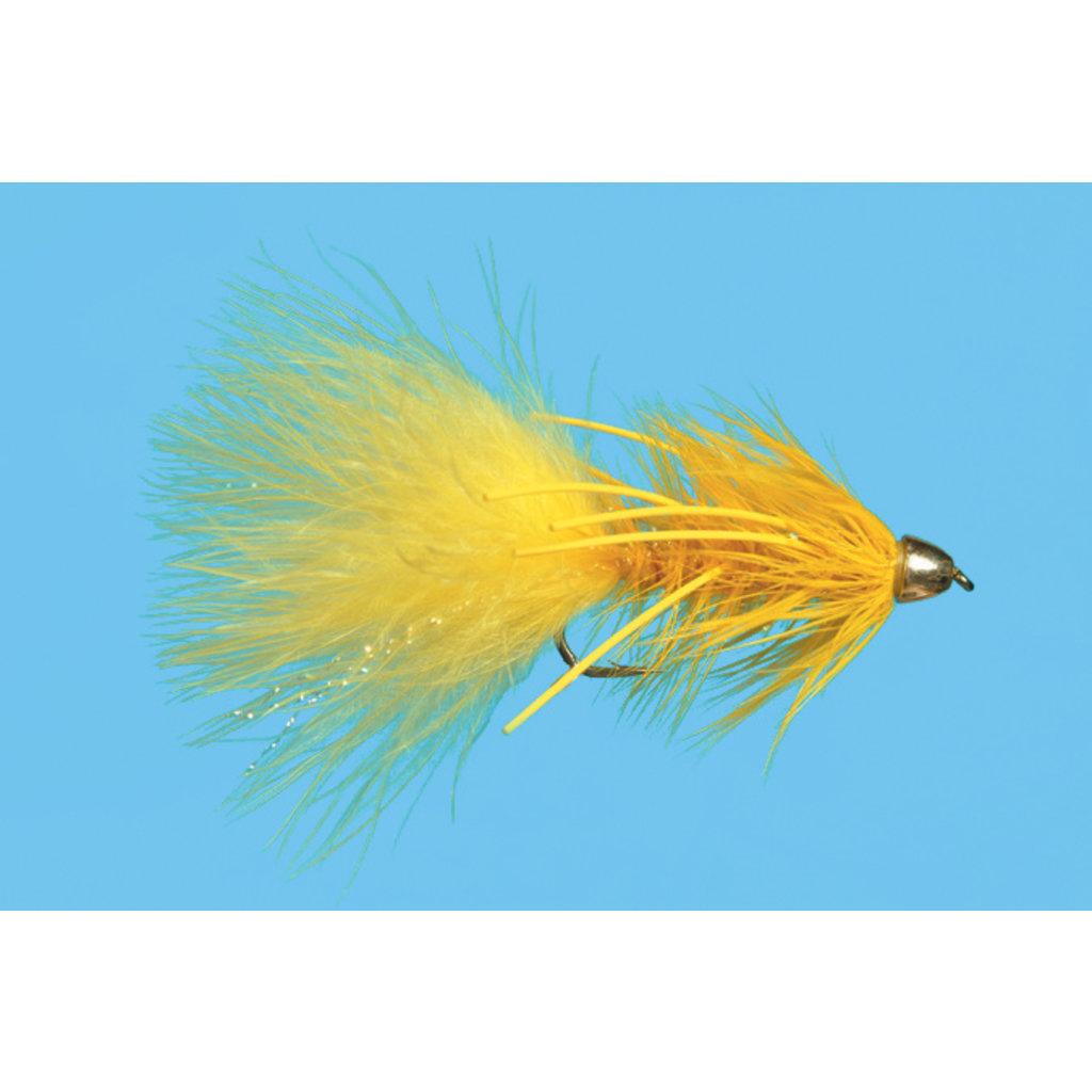 Solitude Fly Company Beldar Lemon Drop | Streamer | Yellow | #6