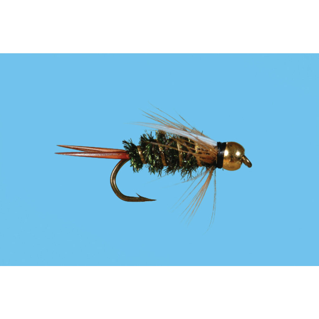 Solitude Fly Company Bead Head Prince Nymph