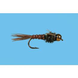 Solitude Fly Company Bead Head Flashback Pheasant Tail   Nymph   #12, #14, #16, #18