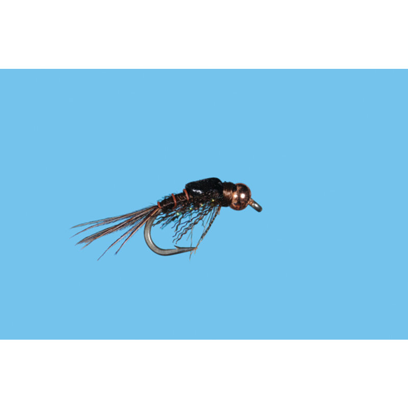 Solitude Fly Company Psycho May | Nymph | Brown | #14, #16, #18
