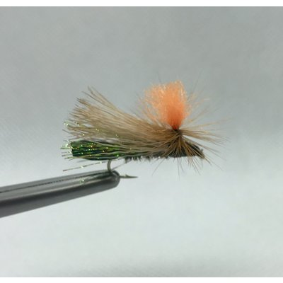 Unabommer | Dry Fly | Peacock | #4, #6, #8, #10