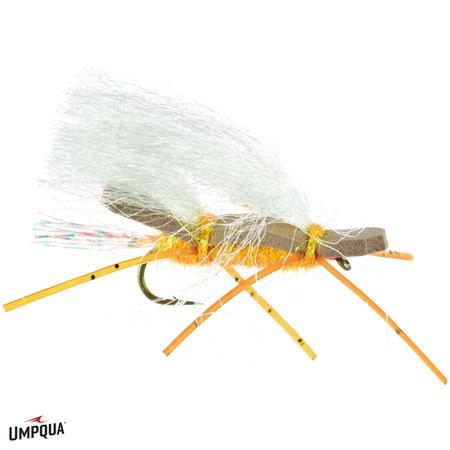 Umpqua Feather Merchants Chubby Chernobyl Orange