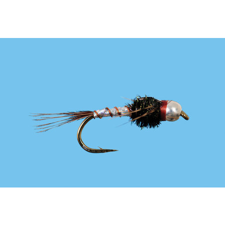Solitude Fly Company Lightning Bug Silver