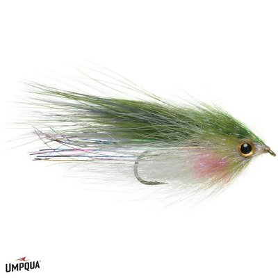 Umpqua Feather Merchants Dirty Hippie | Streamer| Rainbow | #4