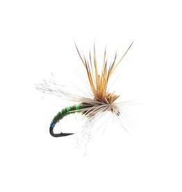 Umpqua Feather Merchants Mercer's Missing Link | Dry Fly | Olive | #16, #18
