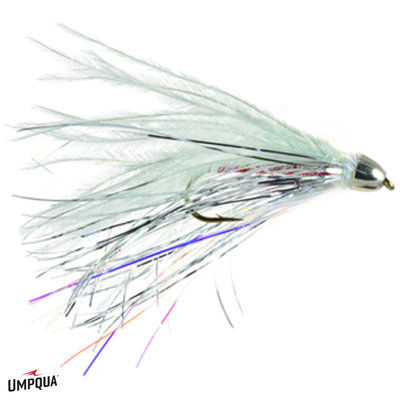 Umpqua Feather Merchants Skiddish Smolt | Streamer | Silver |  #4