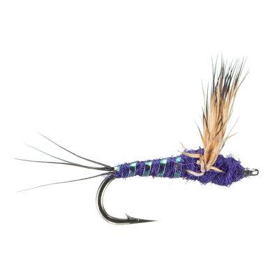 Comparadun Purple   Dry Fly  