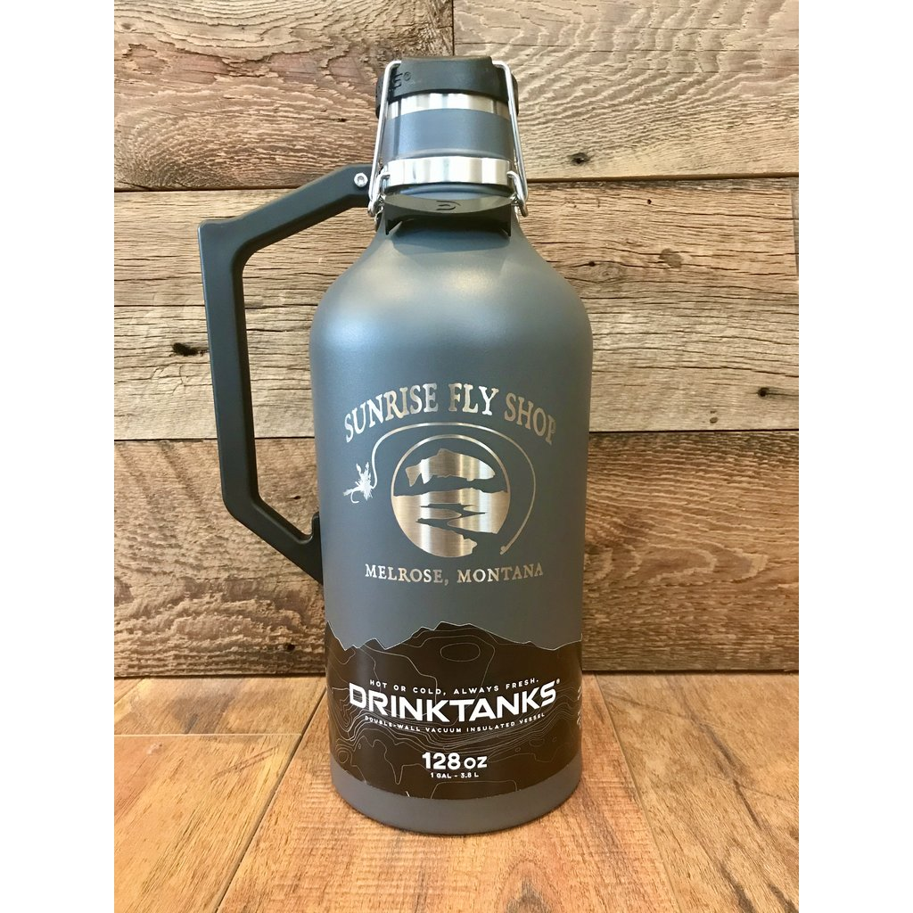 Drinktanks DrinkTanks 128oz Insulated Growler