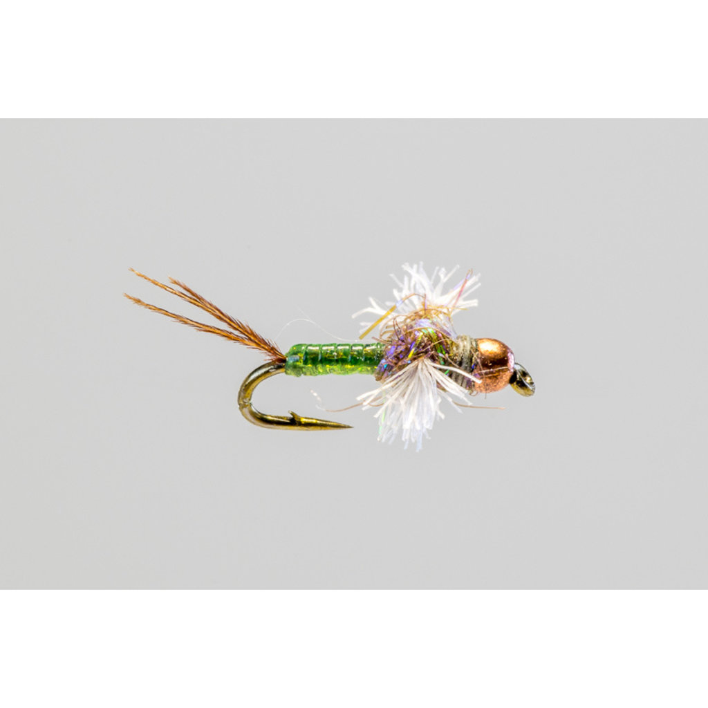 Umpqua Feather Merchants Little Green Machine Chartreuse