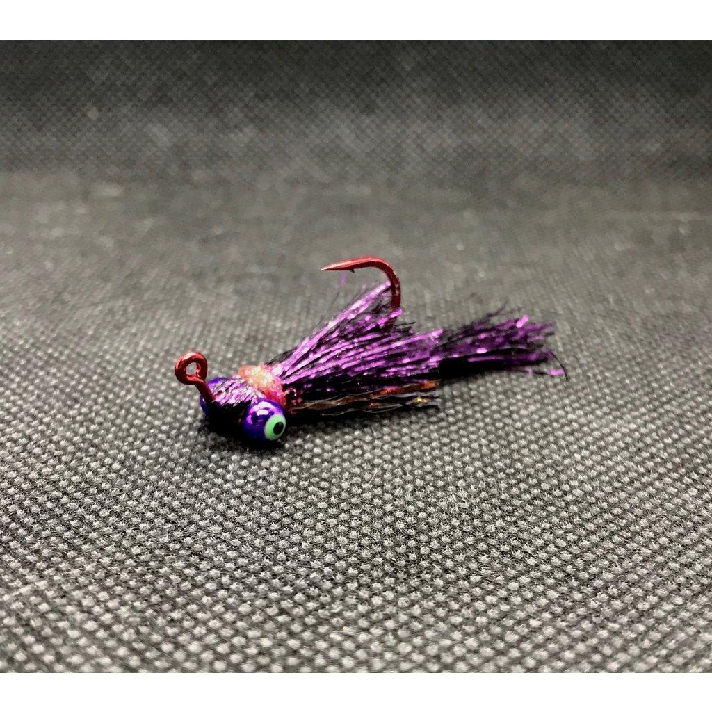 Dirty Water Fly Company Jewel Thief Jig Minnow   Streamer  