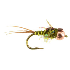 Umpqua Feather Merchants Hogan's S&M Nymph Olive #18