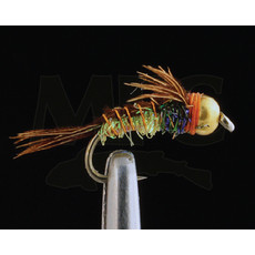 Kyle's BH Superflash Pheasant Tail Yellow