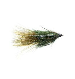 CH Sparkle Yummy | Streamer | Tungston | Yellow, Olive | #6