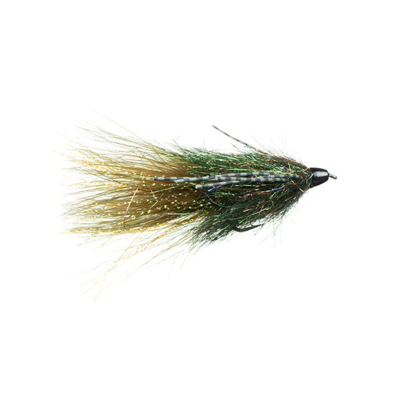 CH Sparkle Yummy | Streamer | Tungston | Yellow, Olive | #6