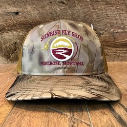 Richardson Sunrise Logo Hat | Printed Logo | Kryptek Highlander
