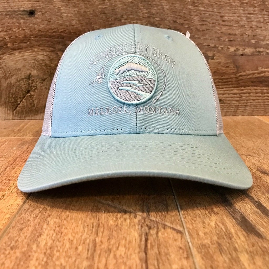 Richardson Sunrise Logo Hat | Small Low Pro Trucker