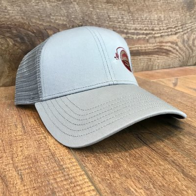Simms Fishing Products Simms Trucker Hat Granite Sunrise Icon
