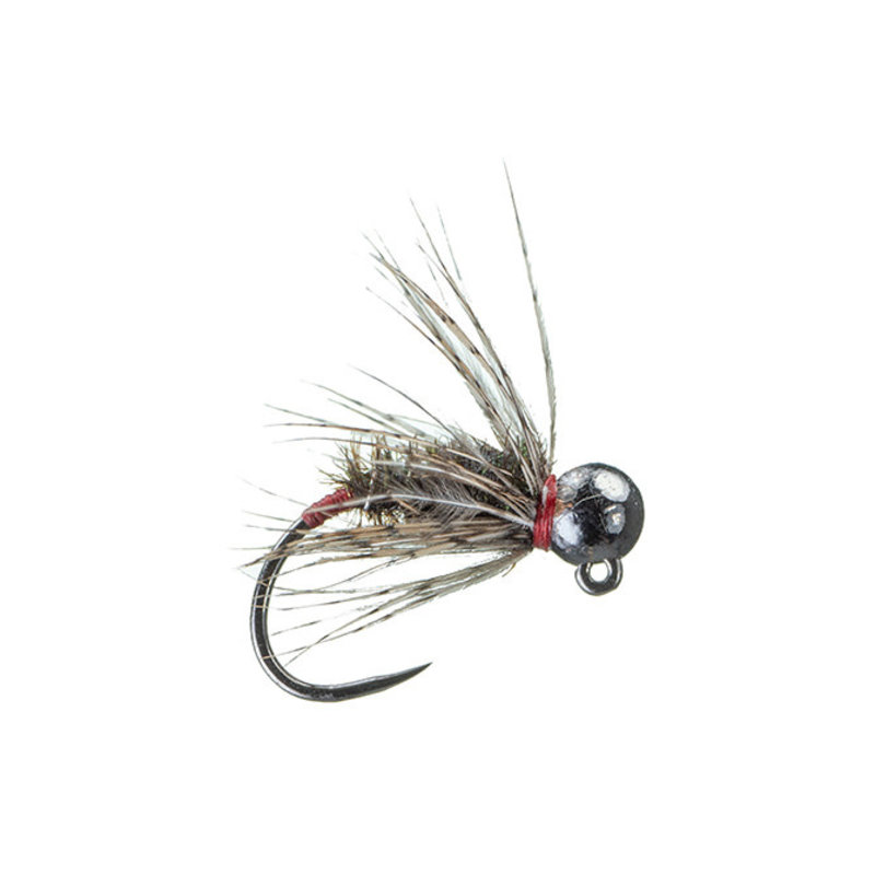 Jig Soft Hackle Red Ass  | Nymph |Peacock | #14