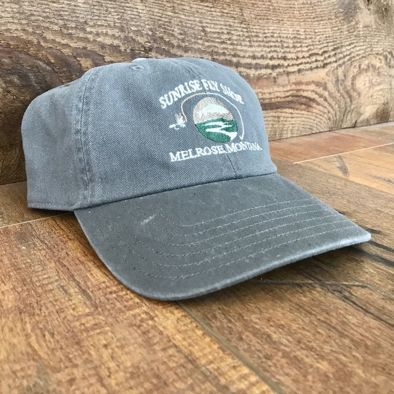 Simms Fishing Products Simms Single Haul Hat Slate Sunrise Icon