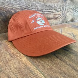 Simms Fishing Products Simms Double Haul Hat Simms Orange Sunrise Icon