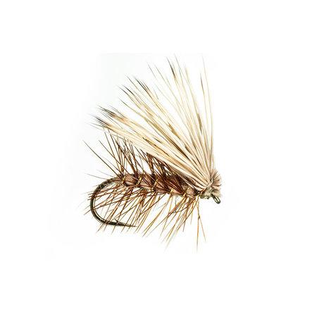 Elk Hair Caddis   Dry Fly   Tan   #12, #14